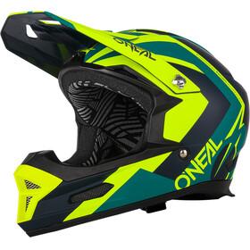 ONeal Fury RL Helmet neon yellow